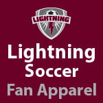 Lightning Soccer-Fan Apparel