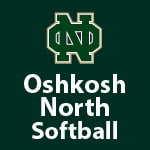 Oshkosh North Softball