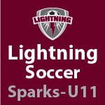 Lightning Soccer-Sparks-U11
