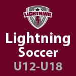 Lightning Soccer-U12-U18