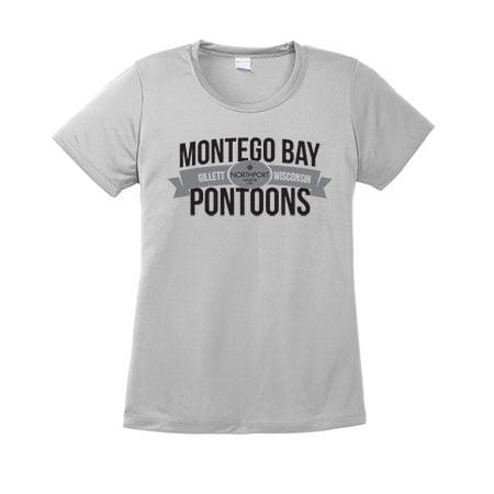 587e7f18 Ladies Sport-Tek Adult Moisture Wicking T-Shirt - Quali T, Inc. | E ...