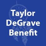 Taylor DeGrave Benefit