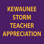 Kewaunee Teacher Appreciation