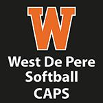 West DePere Softball Caps