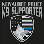 Kewaunee K9 Supporter