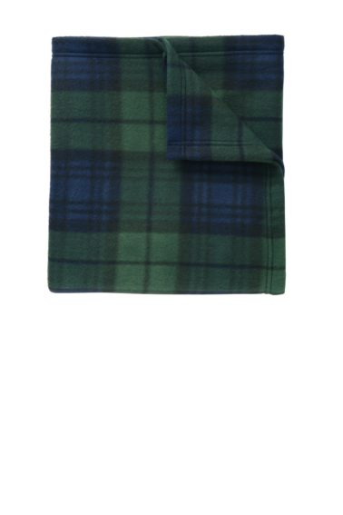 Black Watch Plaid Print