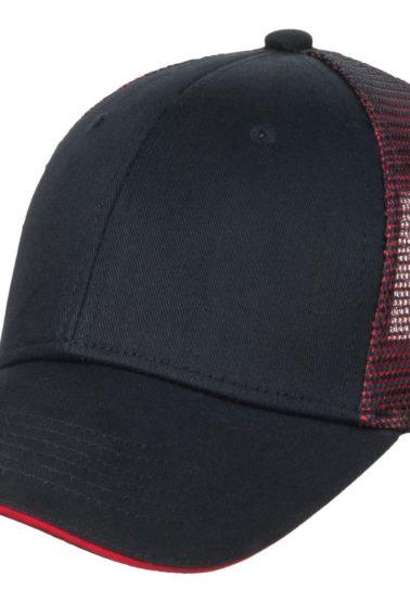 C818-Black/ Red