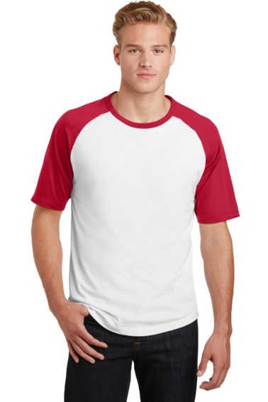 T201-White/ Red
